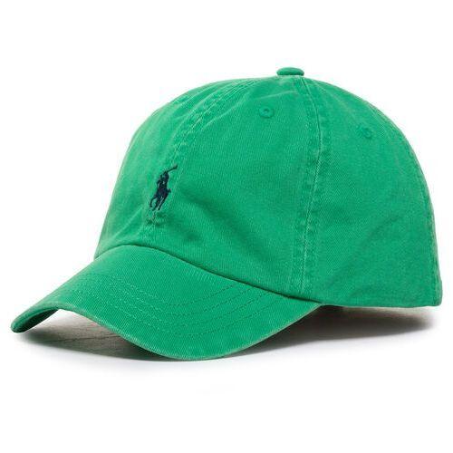 Czapka z daszkiem - clsc sprt 322785653003 golf green 300 marki Polo ralph lauren