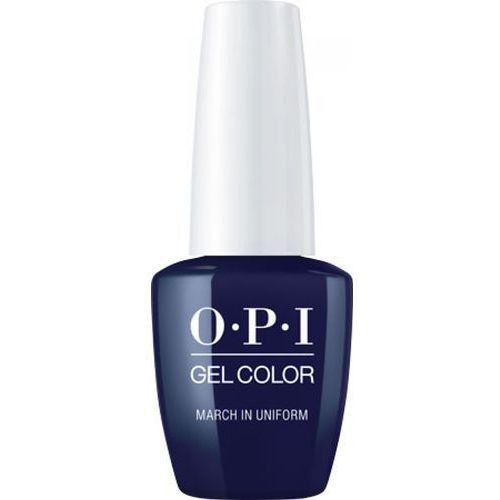 Opi gelcolor marchin uniform żel kolorowy (hpk04)