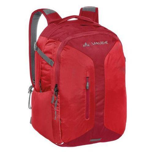"""Plecak na laptop 15,6"""" VAUDE Tecoday II 25 - czerwony - Czerwony (4052285034672)"""