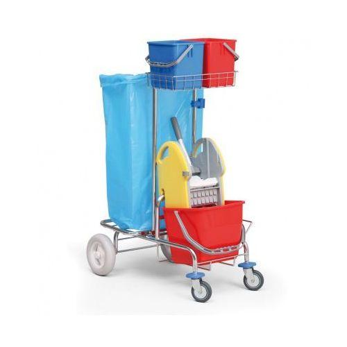 Profesjonalny jednowiadrowy wózek do sprzątania marki B2b partner