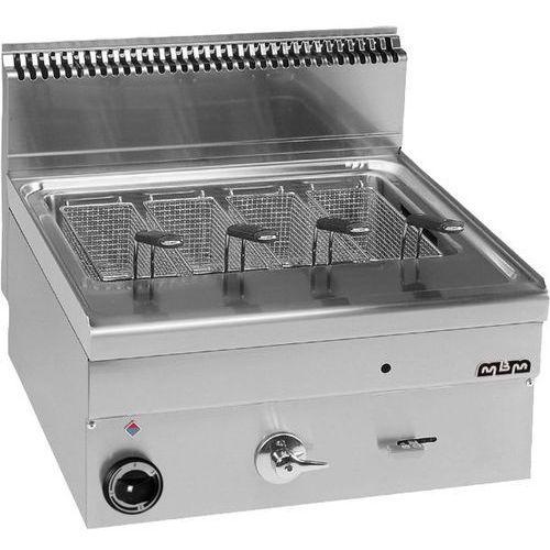 Urządzenie do gotowania makaronu i pierogów 30L gazowe stołowe   600x600x(H)270/460mm
