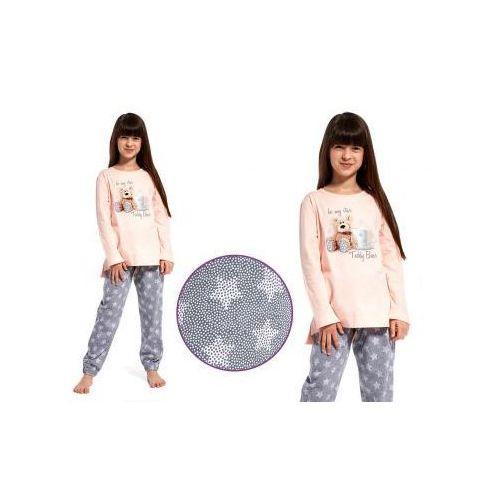 Piżama dziecięca star: szary/róż marki Cornette