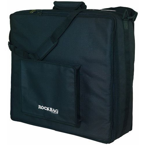 RockBag Mixer Bag Black 51 x 48 x 14 cm / 20 1/16 x 18 7/8 x 5 1/2 in