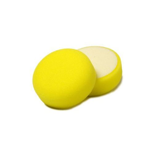 Menzerna 80mm Finishing Pad - Yellow, 30-05-11