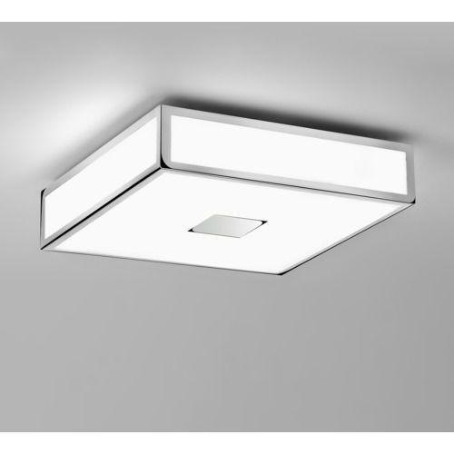 Mashiko 300 Square ceiling light chrome (5038856005844)