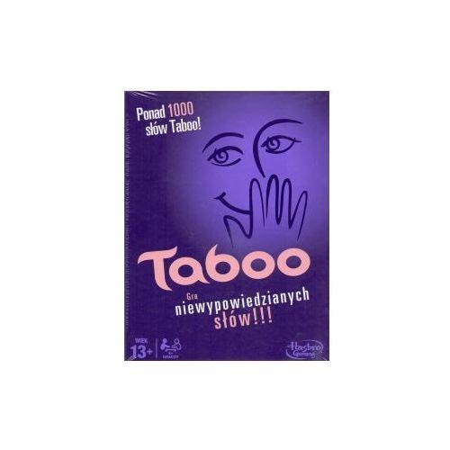Taboo. gra karciana marki Hasbro