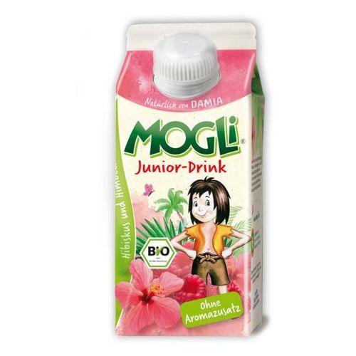 Mogli (moothie owocowe, batony, napoje) Napój owocowy z hibiskusem dla dzieci bio 330 ml - mogli (4260311980064)