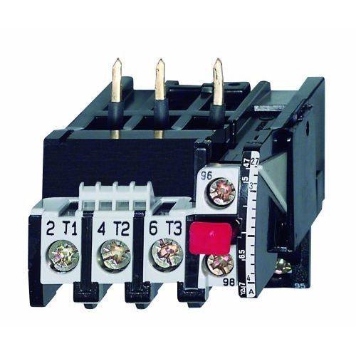 U12/16e 0,18 przekaźnik termiczny z funkcją manual-reset / 0,12a – 0,18a marki Benedict&jager