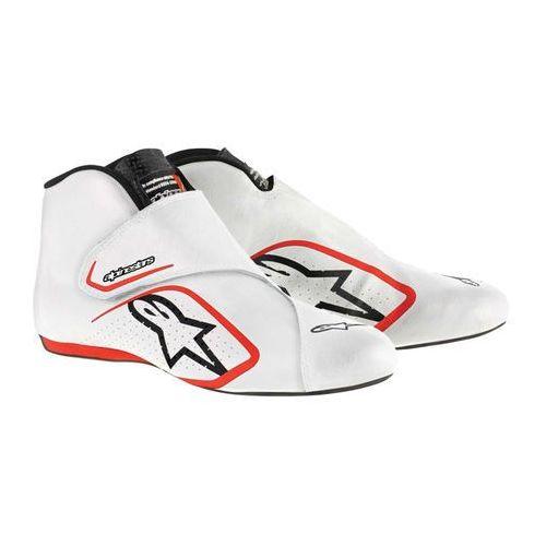 Buty Alpinestars Supermono białe (homologacja FIA), kup u jednego z partnerów