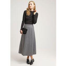 KIOMI Spódnica plisowana dark grey melange, rozmiar od 34 do 40, szary