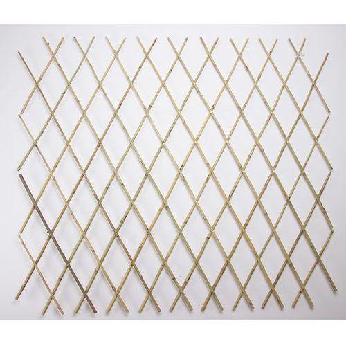 Płotek bambusowy dekoracyjny rozkładany 120x180cm ()