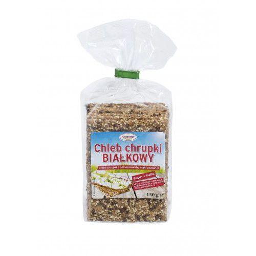 Chleb chrupki białkowy pełnoziarnisty 150g  marki Benus