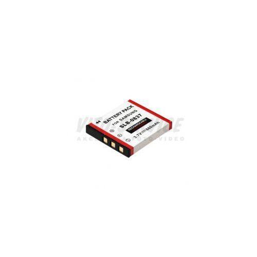Samsung slb-0737 / slb-0837 akumulator zamiennik marki Vito