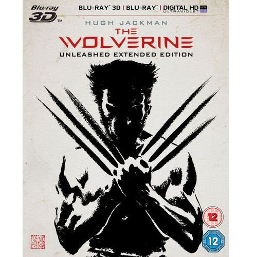 The wolverine 3d - unleashed extended edition (includes 2d version and ultraviolet copy) wyprodukowany przez 20th century fox