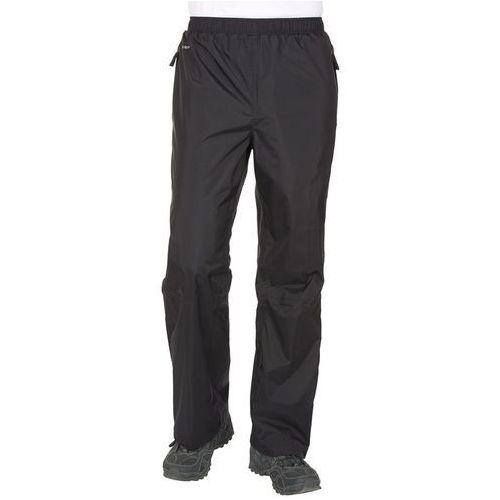 The North Face Resolve Spodnie długie Mężczyźni Regular czarny 44 2018 Spodnie przeciwdeszczowe (0637439548843)