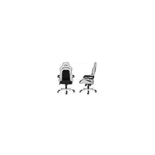 Fotel  e220 evo gaming, biało-czarny (nc-e220e-wb) darmowy odbiór w 20 miastach! wyprodukowany przez Nitro concepts