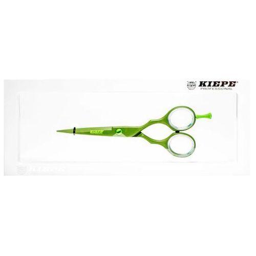 Kiepe ( 2444-5 ) scissors regular nożyczki fryzjerskie 5 cali pastel - zielone (2010000003480)