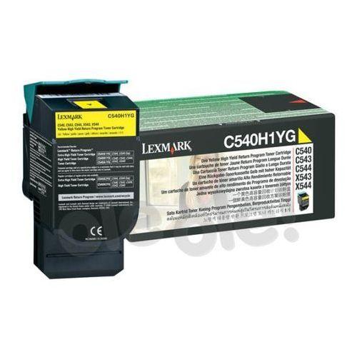 c540h1yg - produkt w magazynie - szybka wysyłka! marki Lexmark