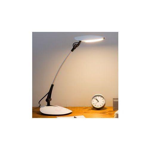 Lampa biurkowa LED HAVIN, biała, kup u jednego z partnerów