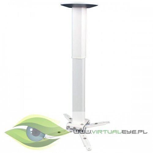 Suprema Uchwyt do projektora 410-725 mm, 20 kg, bialy (6939982386359)