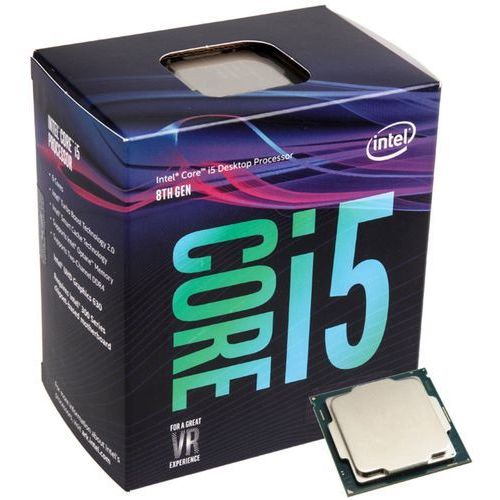 Intel CPU Core i5-8600 BOX 3.10GHz, LGA1151