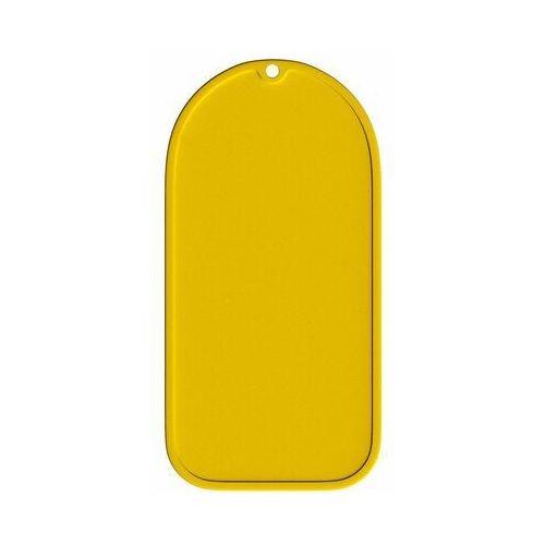 Sepio mata do wanny pomarańczowa 70 cm x 35 cm (5901583501692)
