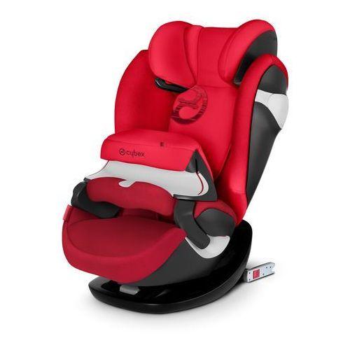 CYBEX fotelik samochodowy Pallas M-fix 2018, Rebel Red (4058511212579)