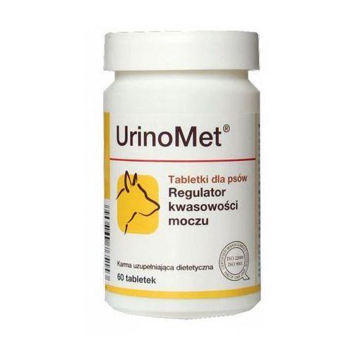 DOLFOS UrinoMet Dog regulator kwasowości moczu u psów 60tabletek - sprawdź w wybranym sklepie