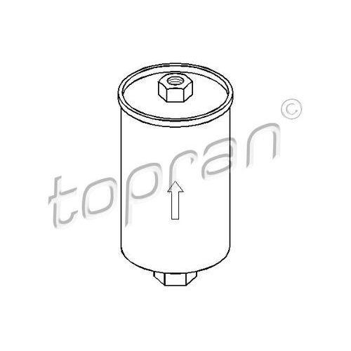 Filtr paliwa TOPRAN 300 531