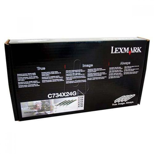 Bęben  c734x24g marki Lexmark