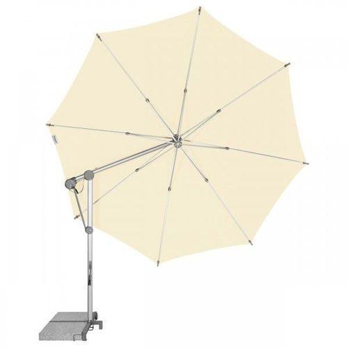 Doppler parasol przeciwsłoneczny przechylany Protect 340 cm, naturalny (9003034084092)