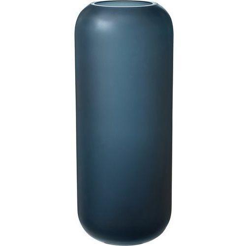 Blomus Wazon ovalo 30 cm niebieski