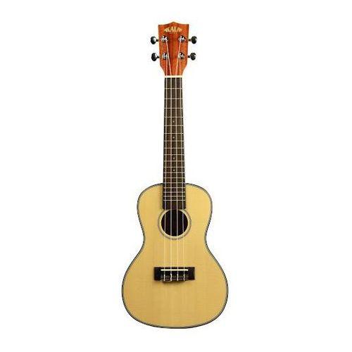 Kala KA SCG EQ, ukulele koncertowe z pokrowcem