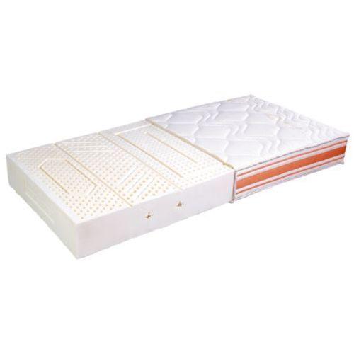 Janpol Materac piano  lateksowy, rozmiar: 90x190, pokrowiec janpol: cottanic darmowa dostawa, wiele produktów dostępnych od ręki!