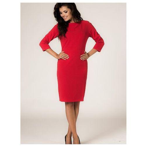 Sukienka Sukienka Model Arleta 1 Red, matt_31574