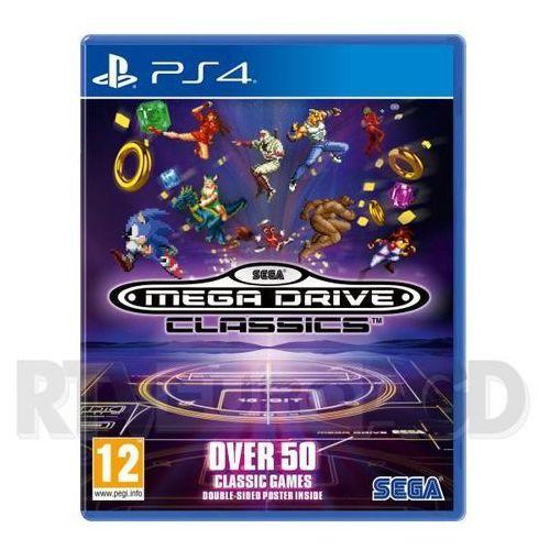 MegaDrive Classics (PS4)