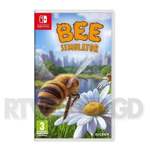 Bee simulator nintendo switch marki Bigben