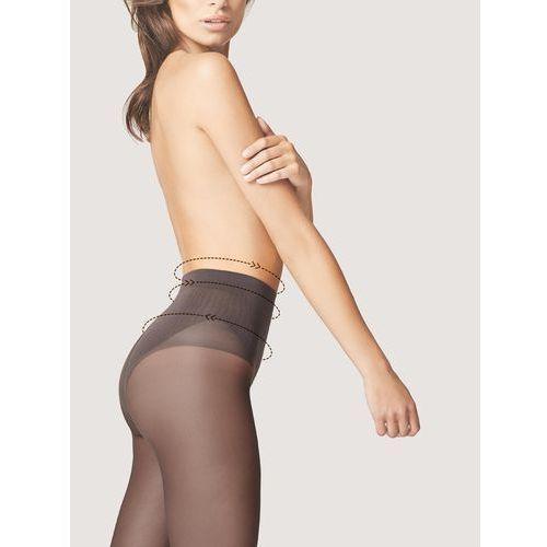 Rajstopy Fiore Body Care Bikini Fit M 5113 40 den 2-S, beżowy/light natural, Fiore