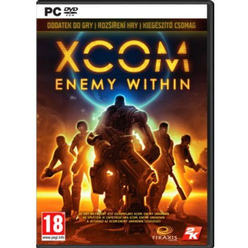 OKAZJA - XCOM Enemy Within (PC)