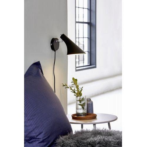Nordlux Nowoczesna regulowana lampa ścienna liam czarna