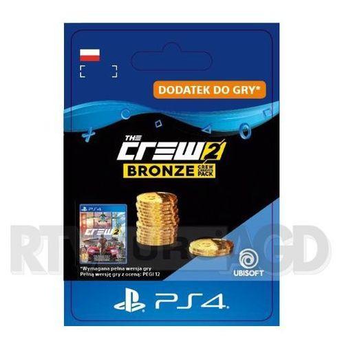 Sony The crew 2 - bronze crew credits pack [kod aktywacyjny] (0000006201175)