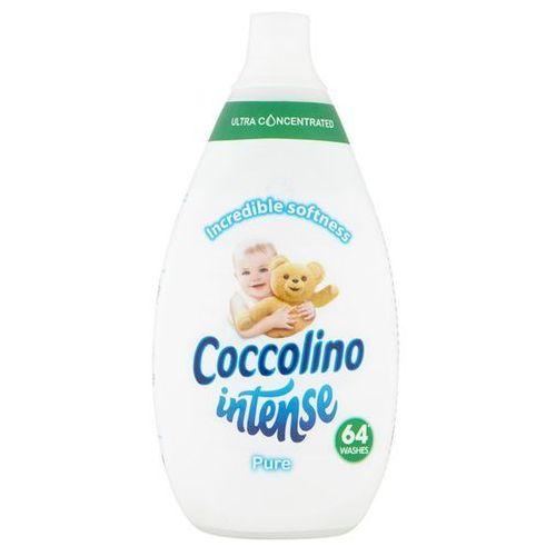 intense pure płyn do płukania tkanin 960 ml (64 prania) marki Coccolino
