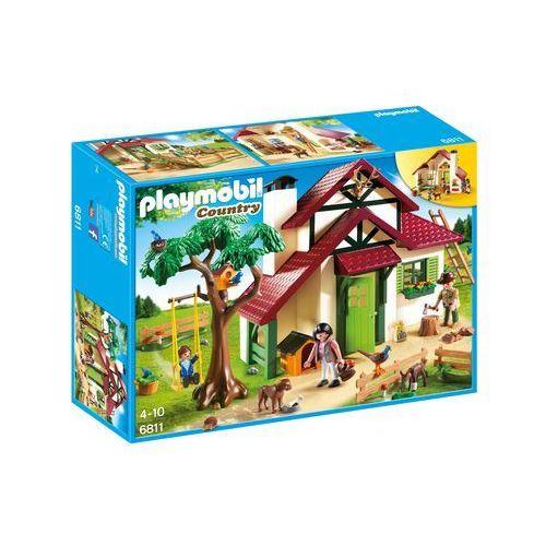Playmobil COUNTRY Domek leśniczego 6811 - BEZPŁATNY ODBIÓR: WROCŁAW!