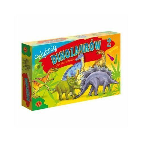 Gra ALEXANDER Wyścig dinozaurów (5906018005585)