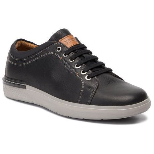 Sneakersy WRANGLER - Discovery Low WM92103A Anthracite 096