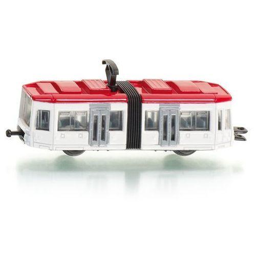 Zabawka  tramwaj marki Siku