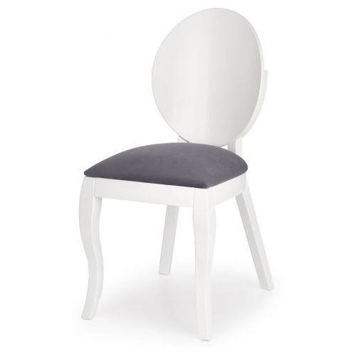 Elior.pl Skandynawskie krzesło lavon - białe