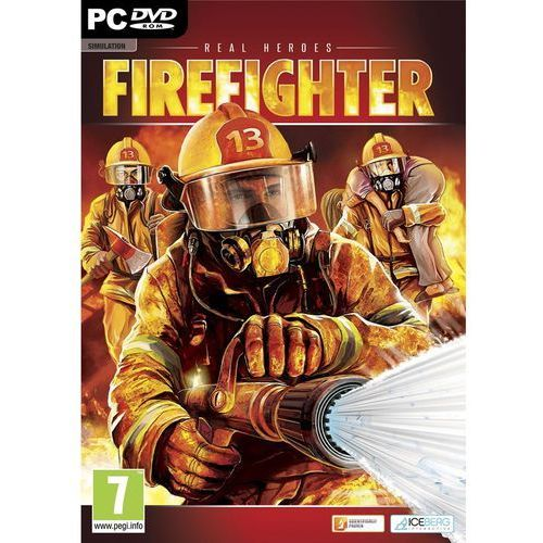 Real Heroes Firefighter (PC)