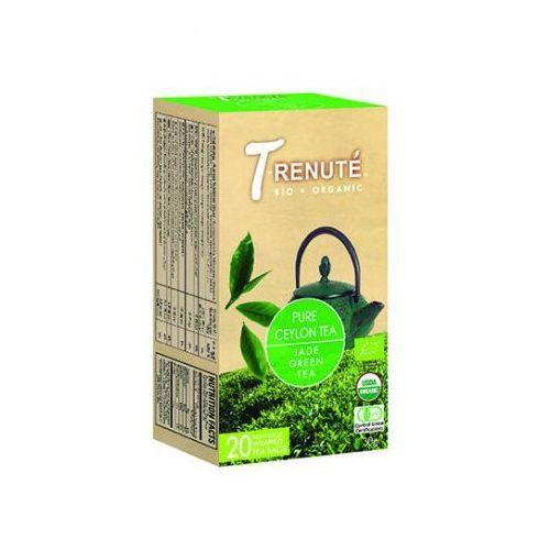 T'renute (herbaty) Herbata zielona pure ceylon tea bio 30 g (1,5 g x 20 szt.) - t'renute (4792038700217)