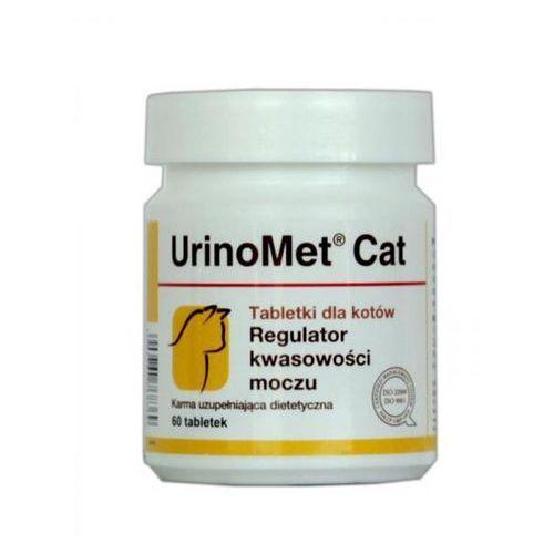 urinomet cat regulator kwasowości moczu u kotów 60tabletek marki Dolfos